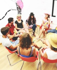 Spanish intensive course + conversation